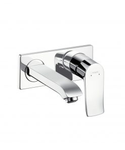 METRIS WALL MOUNT BASIN MIXER 31085000 R3711.51 INCL VAT