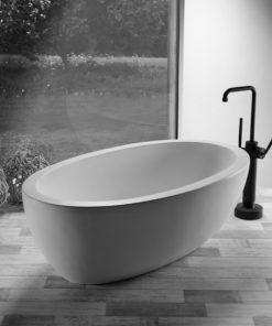 DADO ANGELA FREESTANDING BATH 1700X940X520 R15821.01 INCL VAT